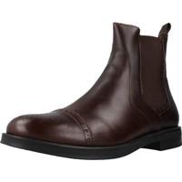 Sapatos Homem Botas baixas Stonefly CLASS II 3 Marron