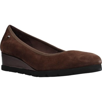 Sapatos Mulher Sabrinas Stonefly MILLY 13 GOAT SUEDE Marron
