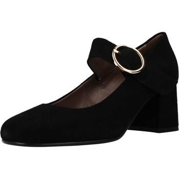 Sapatos Mulher Escarpim Stonefly TANYA 2 GOAT SUEDE Preto