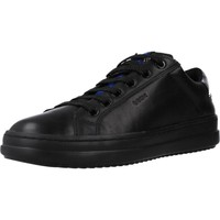 Sapatos Mulher Sapatilhas Geox D PONTOISE Preto