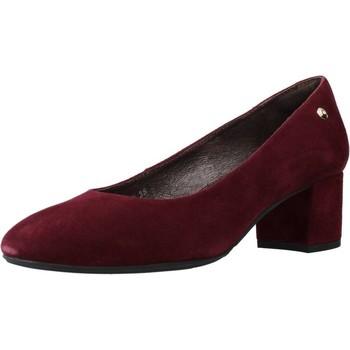 Sapatos Mulher Escarpim Stonefly LESLIE 2 GOAT SUEDE Vermelho