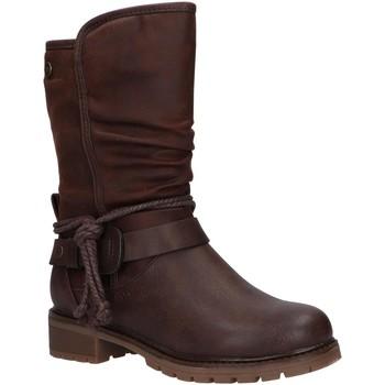 Sapatos Rapariga Botas Xti 57399 Marr?n