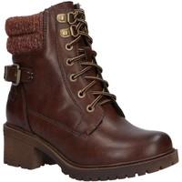 Sapatos Rapariga Botins Xti 57227 Marr?n