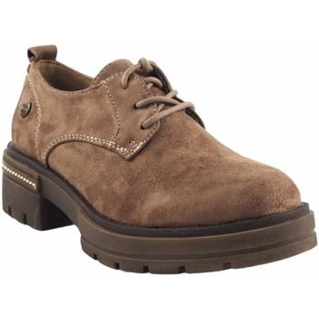 Sapatos Mulher Sapatos Olivina Sapato de senhora BEBY 19001 taupe Castanho