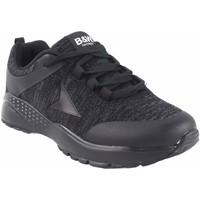 Sapatos Mulher Sapatilhas B&w 28113 Negro