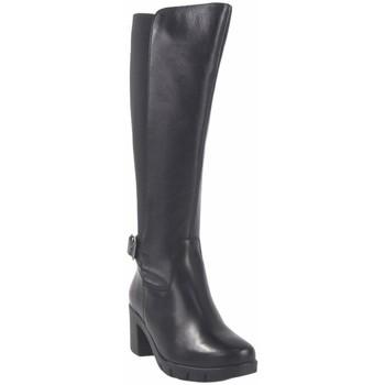 Sapatos Mulher Botins Maria Jaen Bota de senhora  1142n preta Noir