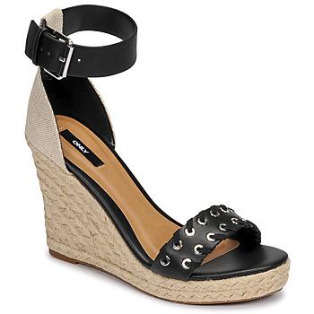 Sapatos Mulher Sandálias Only AMELIA 12 Preto