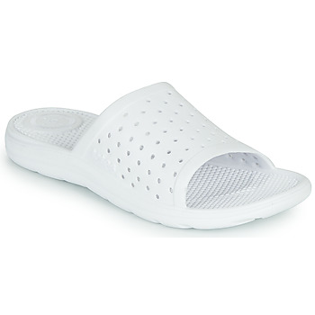 Sapatos Mulher chinelos Isotoner TOULA Branco