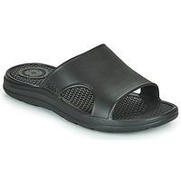 Sapatos Homem chinelos Isotoner MONA Preto
