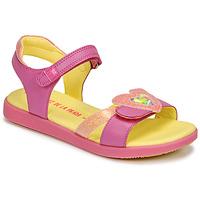 Sapatos Rapariga Sandálias Agatha Ruiz de la Prada AITANA Rosa