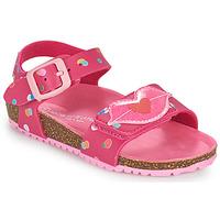 Sapatos Rapariga Sandálias Agatha Ruiz de la Prada BIO Rosa
