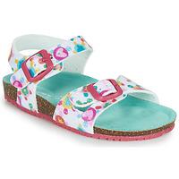 Sapatos Rapariga Sandálias Agatha Ruiz de la Prada BIO Branco