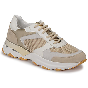 Sapatos Mulher Sapatilhas Lumberjack SWAY Bege / Branco