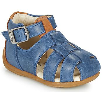 Sapatos Rapaz Sandálias Aster ODASSIO Marinho