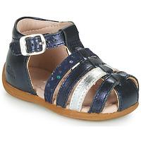 Sapatos Rapariga Sandálias Aster OFILIE Marinho
