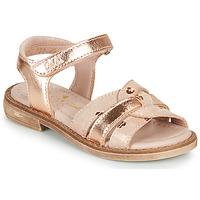 Sapatos Rapariga Sandálias Aster TAWA Rosa