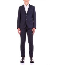 Textil Homem Fatos Manuel Ritz 2932A3318-203554 Azul