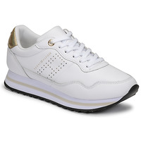 Sapatos Mulher Sapatilhas Tommy Hilfiger LIFESTYLE RUNNER SNEAKER Branco