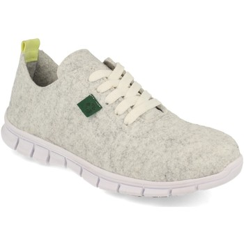 Sapatos Mulher Sapatilhas Cdn ECO01 Blanco