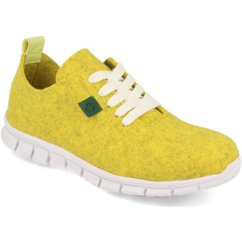 Sapatos Mulher Sapatilhas Cdn ECO01 Amarillo