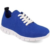 Sapatos Mulher Sapatilhas Cdn ECO01 Marino