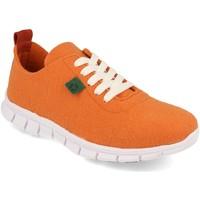 Sapatos Mulher Sapatilhas Cdn ECO01 Naranja