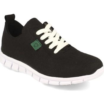 Sapatos Mulher Sapatilhas Cdn ECO01 Negro