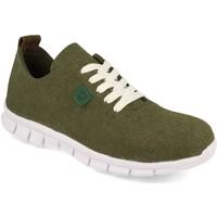Sapatos Mulher Sapatilhas Cdn ECO01 Verde