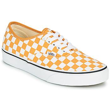 Sapatos Mulher Sapatilhas Vans AUTHENTIC Amarelo