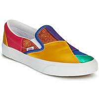 Sapatos Slip on Vans CLASSIC SLIP ON Multicolor