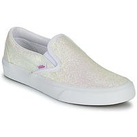 Sapatos Mulher Slip on Vans CLASSIC SLIP ON Bege