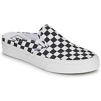 Sapatos Chinelos Vans CLASSIC SLIP ON MULE Preto / Branco