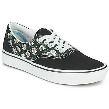 Sapatos Mulher Sapatilhas Vans COMFYCUSH ERA Preto / Branco