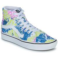Sapatos Mulher Sapatilhas de cano-alto Vans COMFYCUSH SK8 HI Multicolor