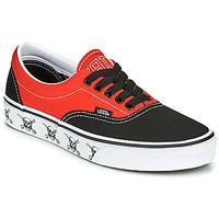 Sapatos Sapatilhas Vans ERA Preto / Vermelho