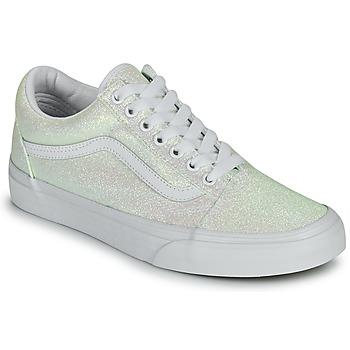 Sapatos Mulher Sapatilhas Vans OLD SKOOL Branco