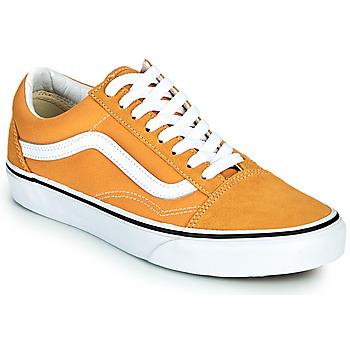 Sapatos Mulher Sapatilhas Vans OLD SKOOL Amarelo
