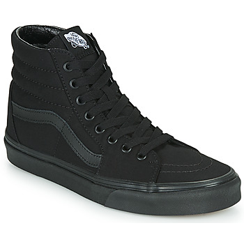 Sapatos Sapatilhas de cano-alto Vans SK8 HI Preto