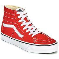 Sapatos Sapatilhas de cano-alto Vans SK8 HI TAPERED Vermelho