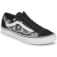 Sapatos Sapatilhas Vans STYLE 36 Preto / Branco