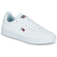 Sapatos Mulher Sapatilhas Tommy Jeans TOMMY JEANS CUPSOLE SNEAKER Branco