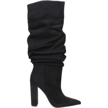 Sapatos Mulher Botins Steve Madden SMSSLOUCH-BLK Preto
