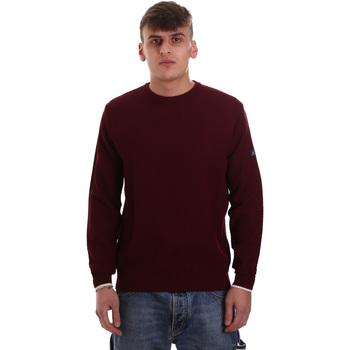 Textil Homem camisolas Navigare NV10251 30 Vermelho