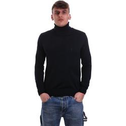 Textil Homem camisolas Navigare NV11006 33 Azul