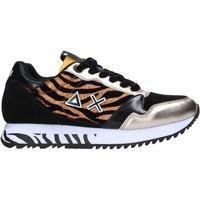 Sapatos Mulher Sapatilhas Sun68 Z40228 Preto