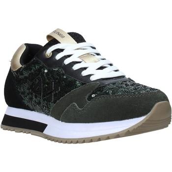 Sapatos Mulher Sapatilhas Sun68 Z40224 Verde