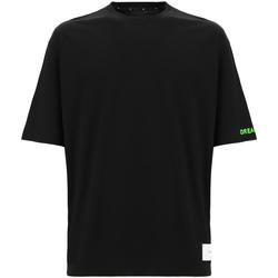 Textil Mulher T-shirts e Pólos Freddy F0ULTT2 Preto