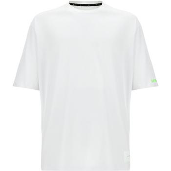 Textil Homem T-shirts e Pólos Freddy F0ULTT2 Branco