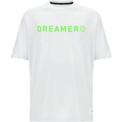 Textil Homem T-shirts e Pólos Freddy F0ULTT3 Branco