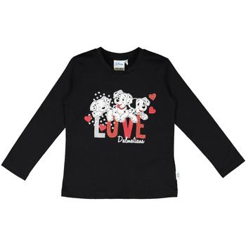 Textil Criança T-shirts e Pólos Melby 40C0283DN Preto